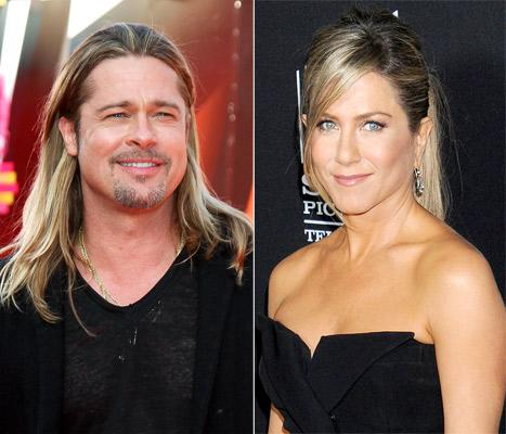 Brad Pitt, Jennifer Aniston Could Have Run-In at Toronto Film Festival