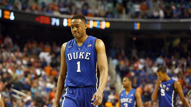 ACC Basketball Tournament - Duke v Virginia