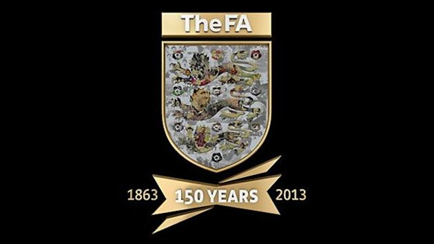 FA 150th anniversary logo (Picture: The Football Association)