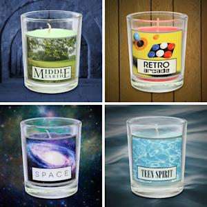 Want to Smell Space? Sniff a Cosmic Candle