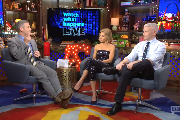 Andy Cohen and Anderson Cooper Dish on Their Botched Date (Video)