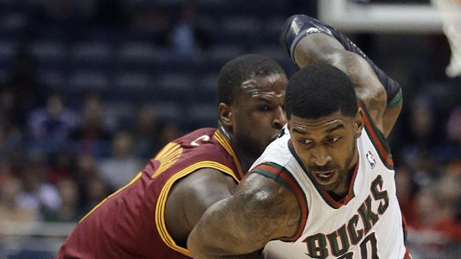 Mayo leads Bucks over Cavs