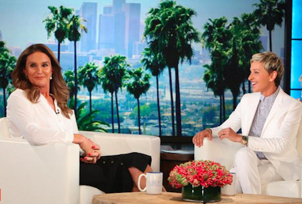 Video: Caitlyn Jenner Wonders 'Should I Have Done It Earlier?' on Ellen Premiere