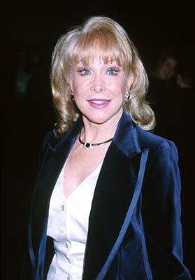 Barbara Eden at the Los Angeles premiere of Fine Line Features' Before Night Falls