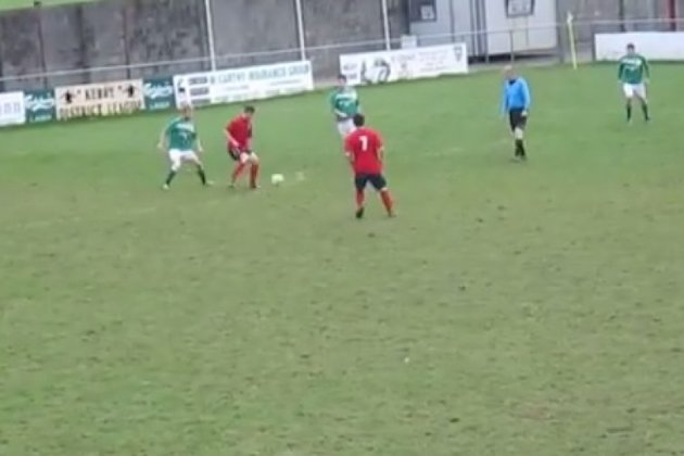 VIDEO: Kerry junior soccer player summons his inner Denis Bergkamp