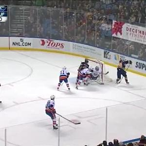 Kevin Poulin Save on Zemgus Girgensons (07:47/1st)