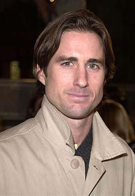 Luke Wilson at the Mann's Chinese Theatre premiere of New Line's Little Nicky