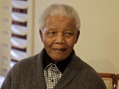 South Africa: Mandela in Hospital on Easter