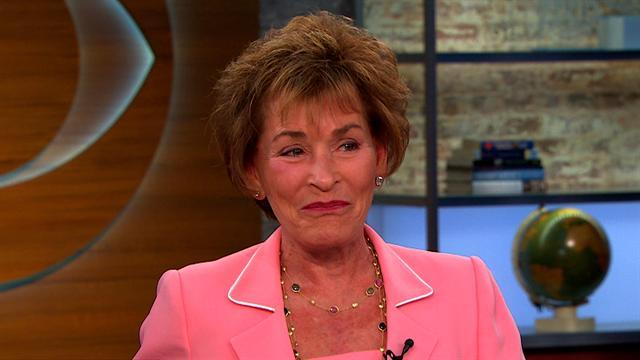 "Judge Judy on her new book ""What Would Judy Say?"""