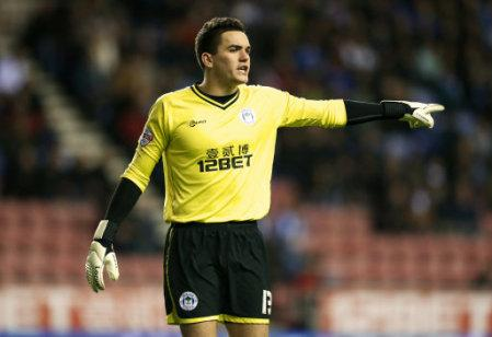Soccer - Sky Bet Championship - Wigan Athletic v Queens Park Rangers - DW Stadium