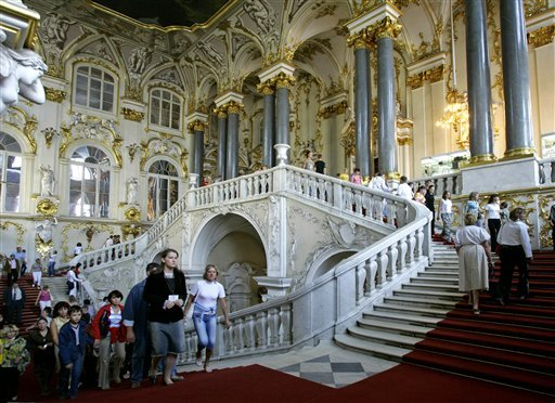 Museo del Hermitage / Foto: AP