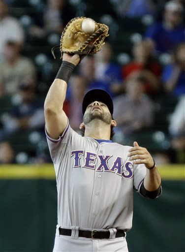 Rangers get 4-0 win over Astros