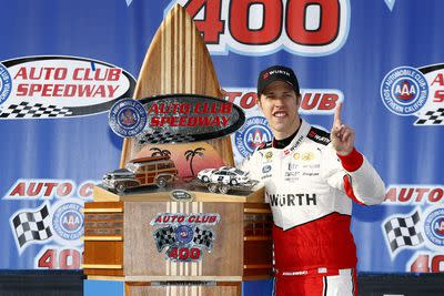 Aggressive strategy continues to pay off for Brad Keselowski