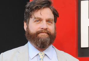 Zack Galifianakis | Photo Credits: Gregg DeGuire/WireImage