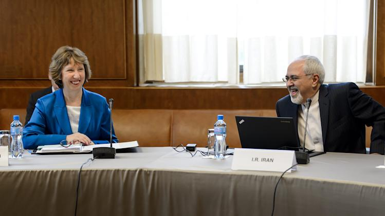 Iran presents nuclear proposals at Geneva talks