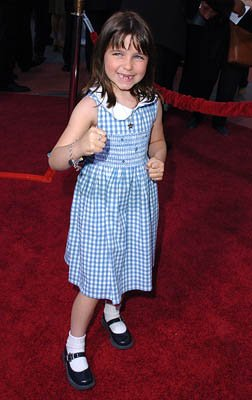 Ariel Waller at the LA premiere of Universal's Cinderella Man