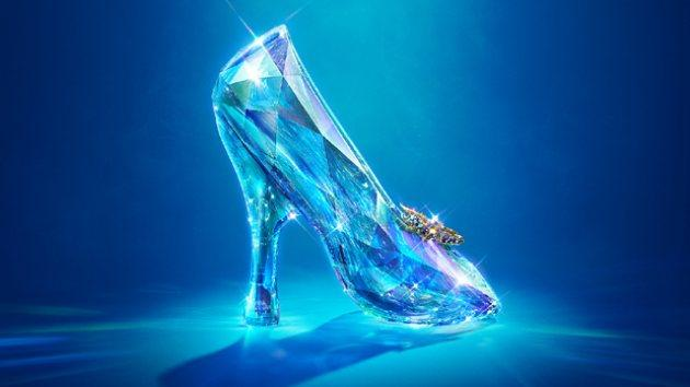 The portion of the teaser poster for Disney's 'Cinderella,' due out in March 2015 -- Disney