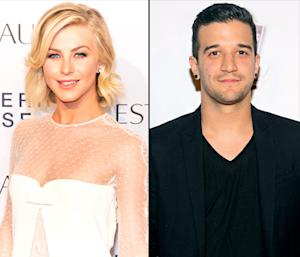 "Julianne Hough Addresses Mark Ballas Dancing With the Stars Feud: I Didn't Mean to ""Diss Anybody"""