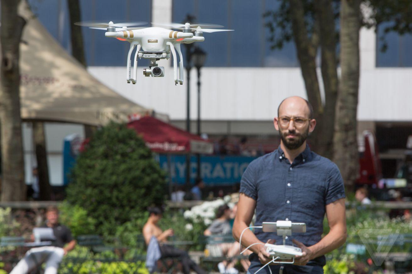 The FAA is testing new technology to find dangerous drone operators