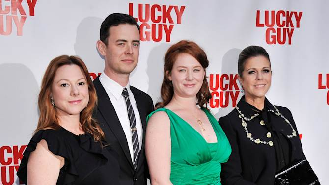 """Lucky Guy"" Broadway Opening Night - Arrivals & Curtain Call"