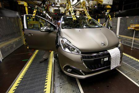 Peugeot must improve performance in Germany - CEO in magazine