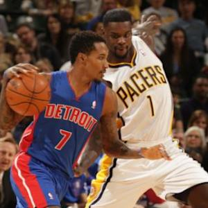 Pistons vs. Pacers