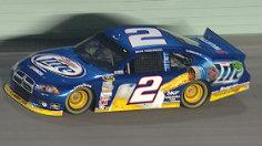 Keselowski starts up front in pursuit of title