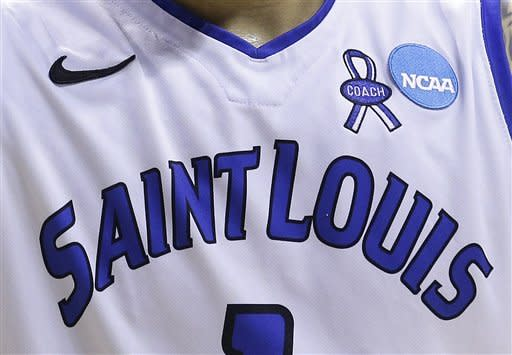 Evans leads Saint Louis past New Mexico St 64-44