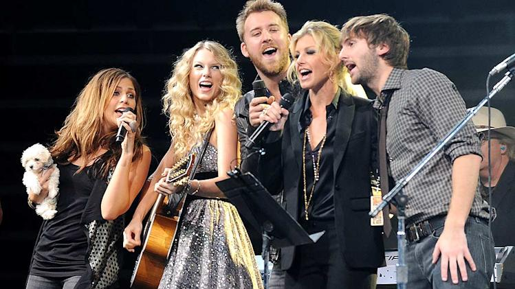 Lady Antebellum Swift Hill Cntry Msc Cncrt