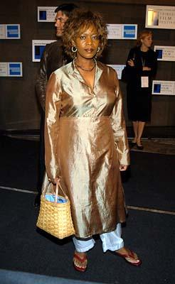 Alfre Woodard Down With Love Party Tribeca Film Festival, 5/6/2003