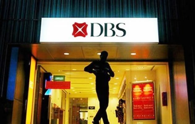POSB and DBS banking services were fully restored on Wednesday after some services were intermittently disrupted for approximately 30 minutes around noon on the same day. (Yahoo photo)