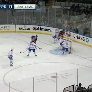Carey Price Save on Martin St. Louis (06:43/2nd)