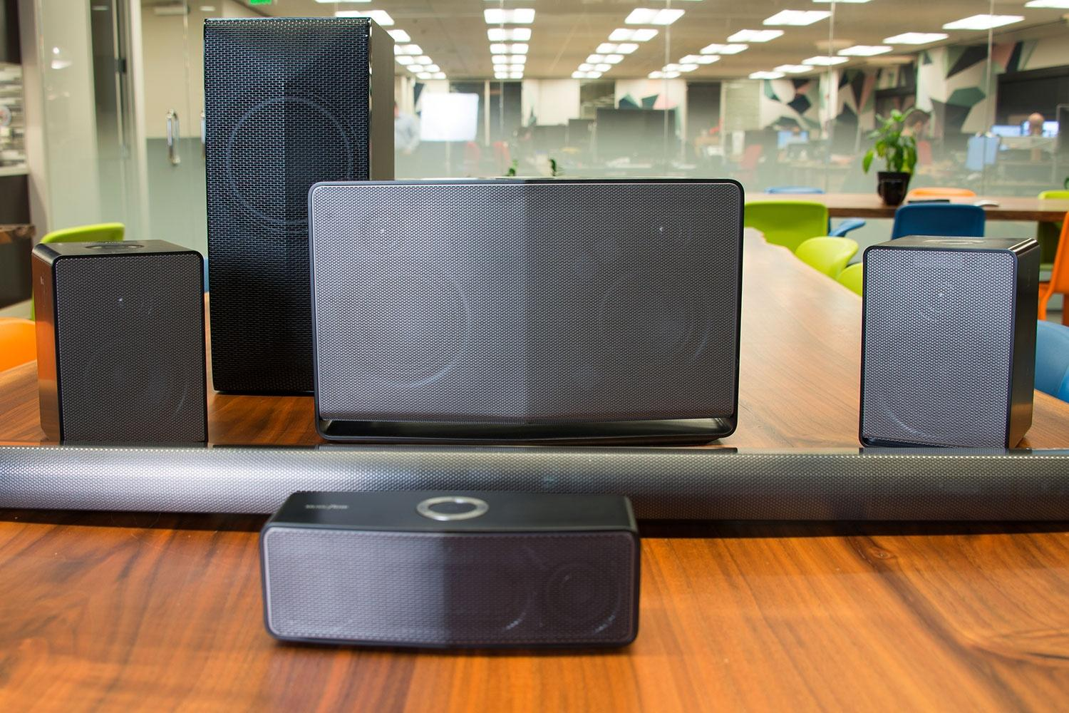 LG Music Flow takes aim at Sonos, but just misses the target