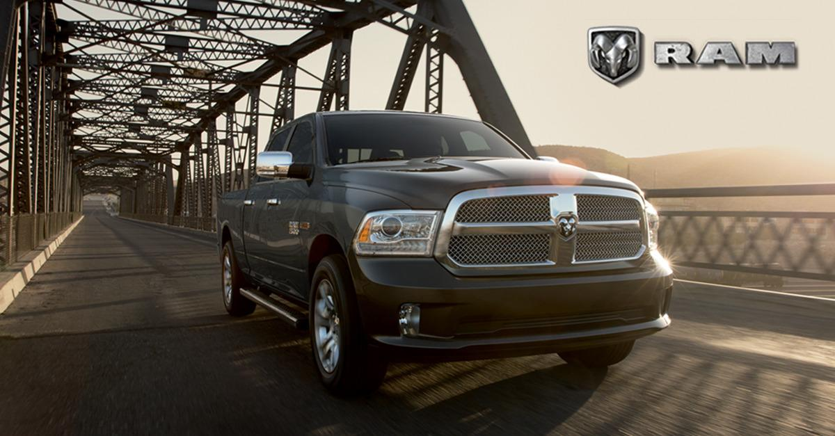 Ram 1500 breaks the established.