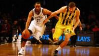 Turkey's Fenerbahce beats Nets 101-96 in exhibition game