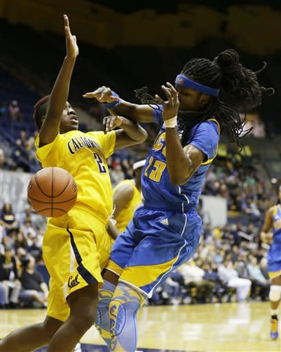 California women hold off No. 14 UCLA