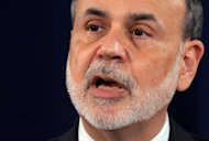 Federal Reserve Chairman Ben Bernanke said Monday he is confident the US economy will continue to expand, but he urged the US Congress and the White House to act to support stronger growth