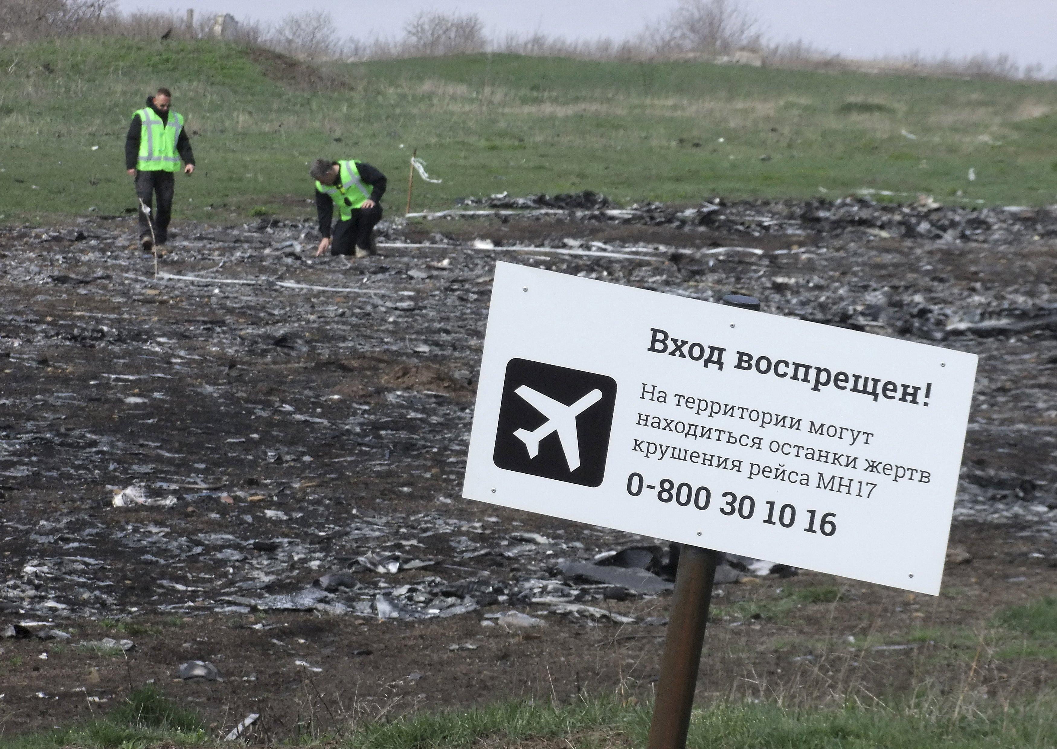 Anthropologist criticized for showing images of MH17 victims