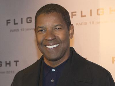 Denzel Washington Lands 'Flight' in London