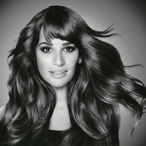 Have You SEEN How Foxy Lea Michele Looks In Her Debut Campaign With L'Oreal??