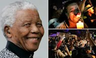 Nelson Mandela Tributes From Around The World
