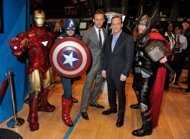 3 Pekan 'The Avengers' Juarai Box Offices