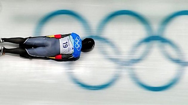 2010 Olympic Games Skeleton feature