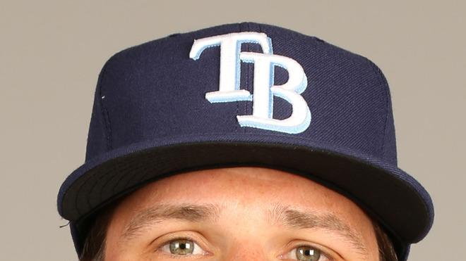 Ryan Roberts Baseball Headshot Photo