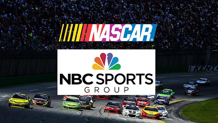 NASCAR, NBC Sports Group reach landmark deal