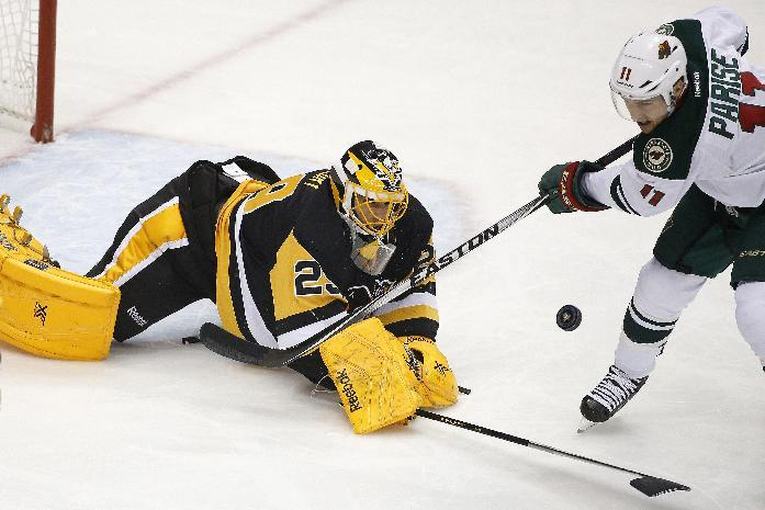 Resilient Penguins survive bumpy first-half intact