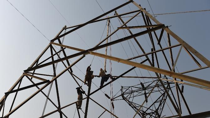 Pakistan has wrestled with chronic power shortages in recent years that have stymied economic growth