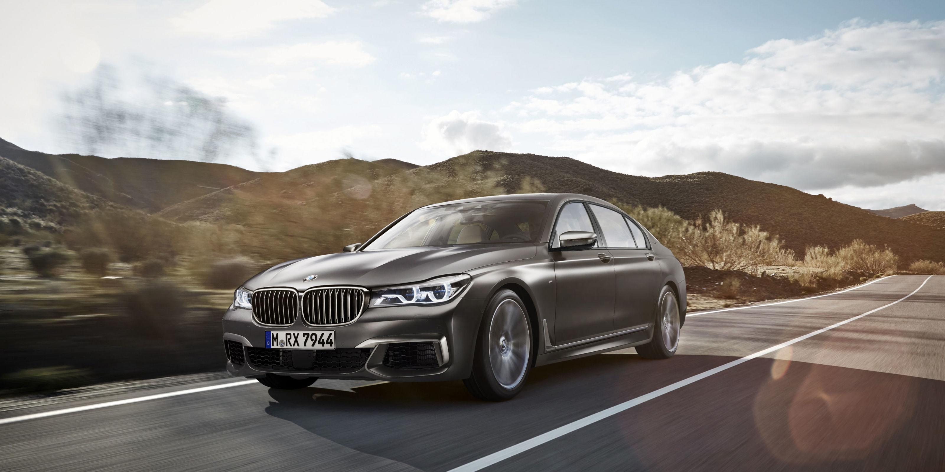 BMW M760i XDrive: The 7 Series Finally Gets an M Badge