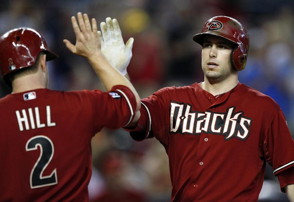 Goldschmidt drives in 5 runs, D-backs beat Rockies