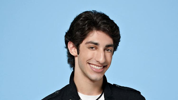 "Robbie Rosen, 17, from Merrick, NY competes on the tenth season of ""American Idol."""